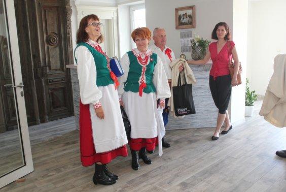 Lokalna Grupa Działania Sandomierz - zespoły folklorystyczne w Młodzikowie