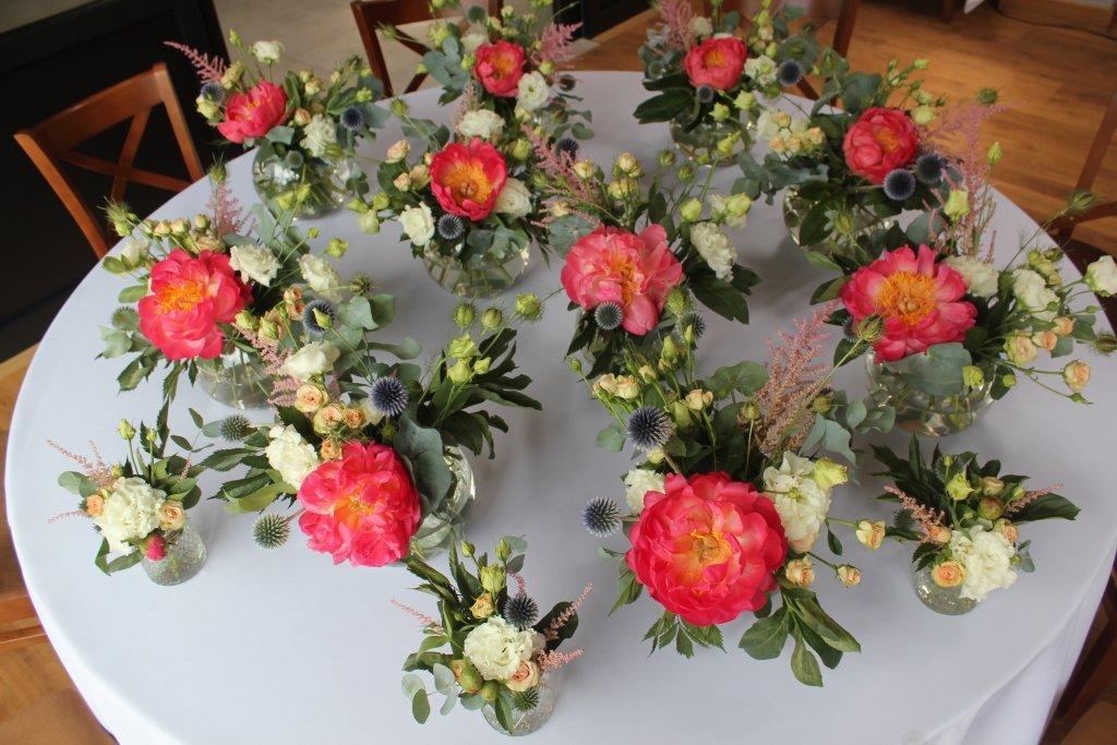 Meldujemy gotowość kwiatów na stół!