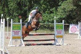 Regionalne Zawody w Skokach  przez Przeszkody oraz Mistrzostwa Wojewódzkie LZS w skokach przez przeszkody