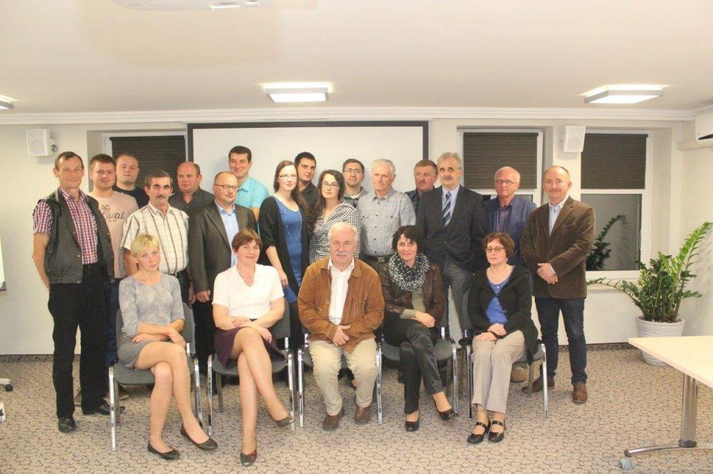 Początek kampanii wyborczej Komitetu Wyborczego PiS w gminie Krzykosy
