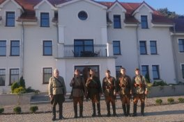 Ułani 15 pułku ułanów z Poznania na trasie bitwy wrześniowej 1939r