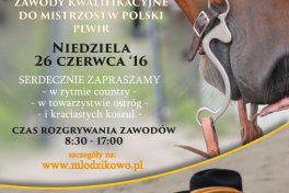 Zawody w stylu western i rodeo już 26 czerwca!