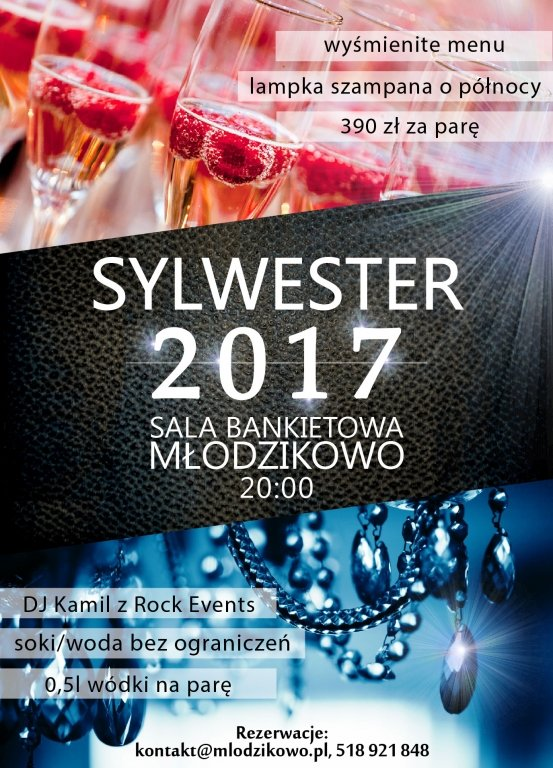 Niezapomniany Sylwester 2017